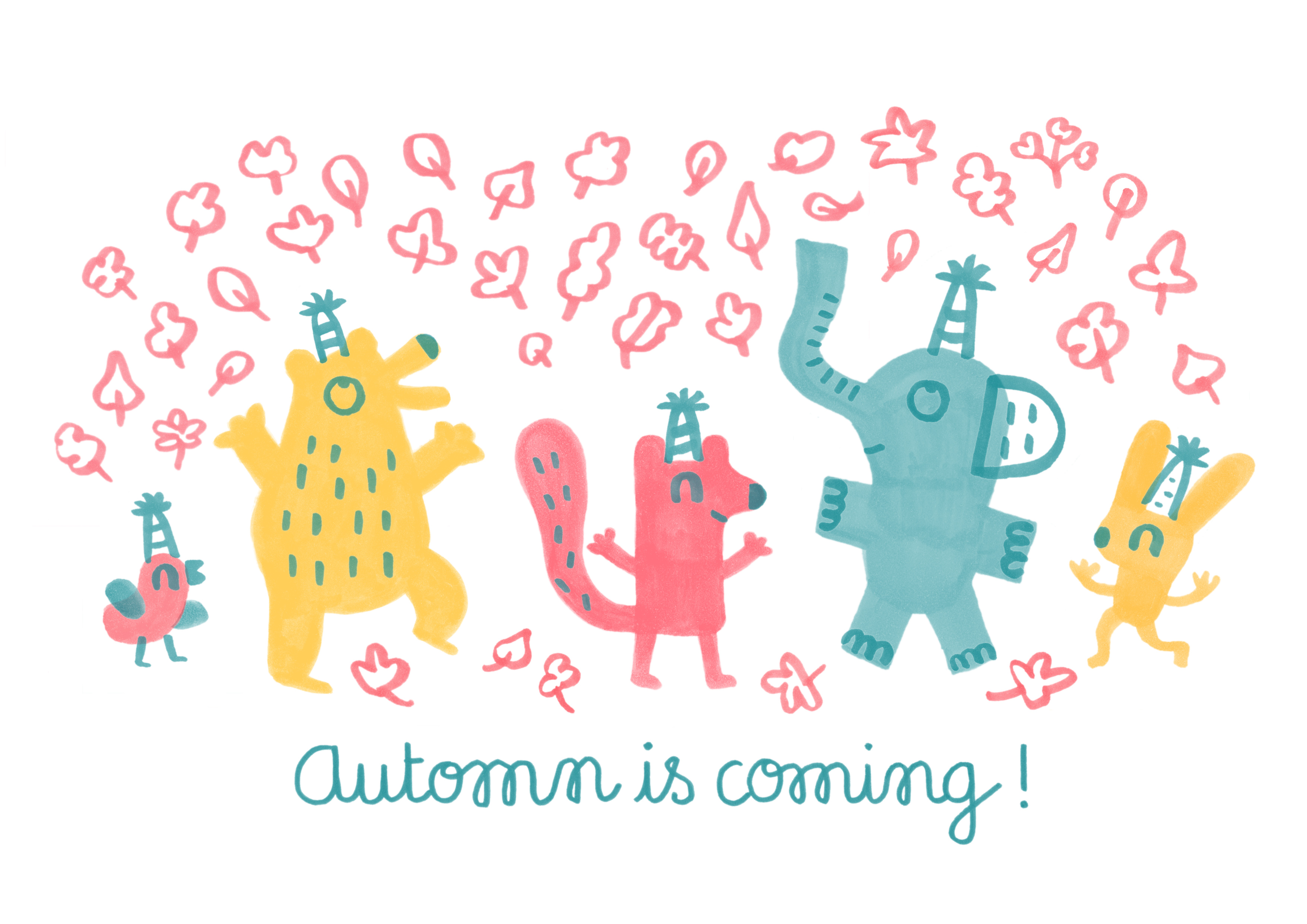 Automn is coming