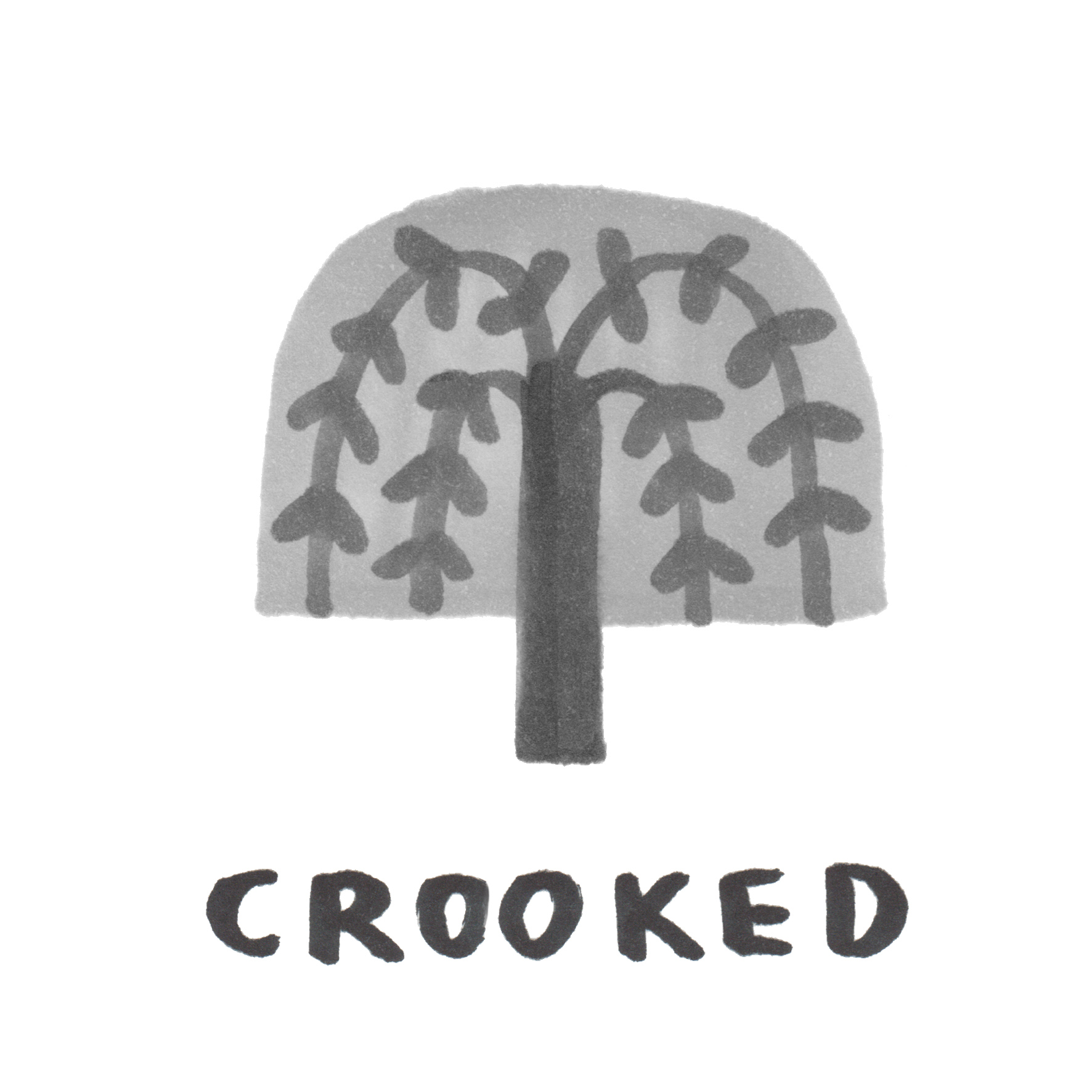 crooked