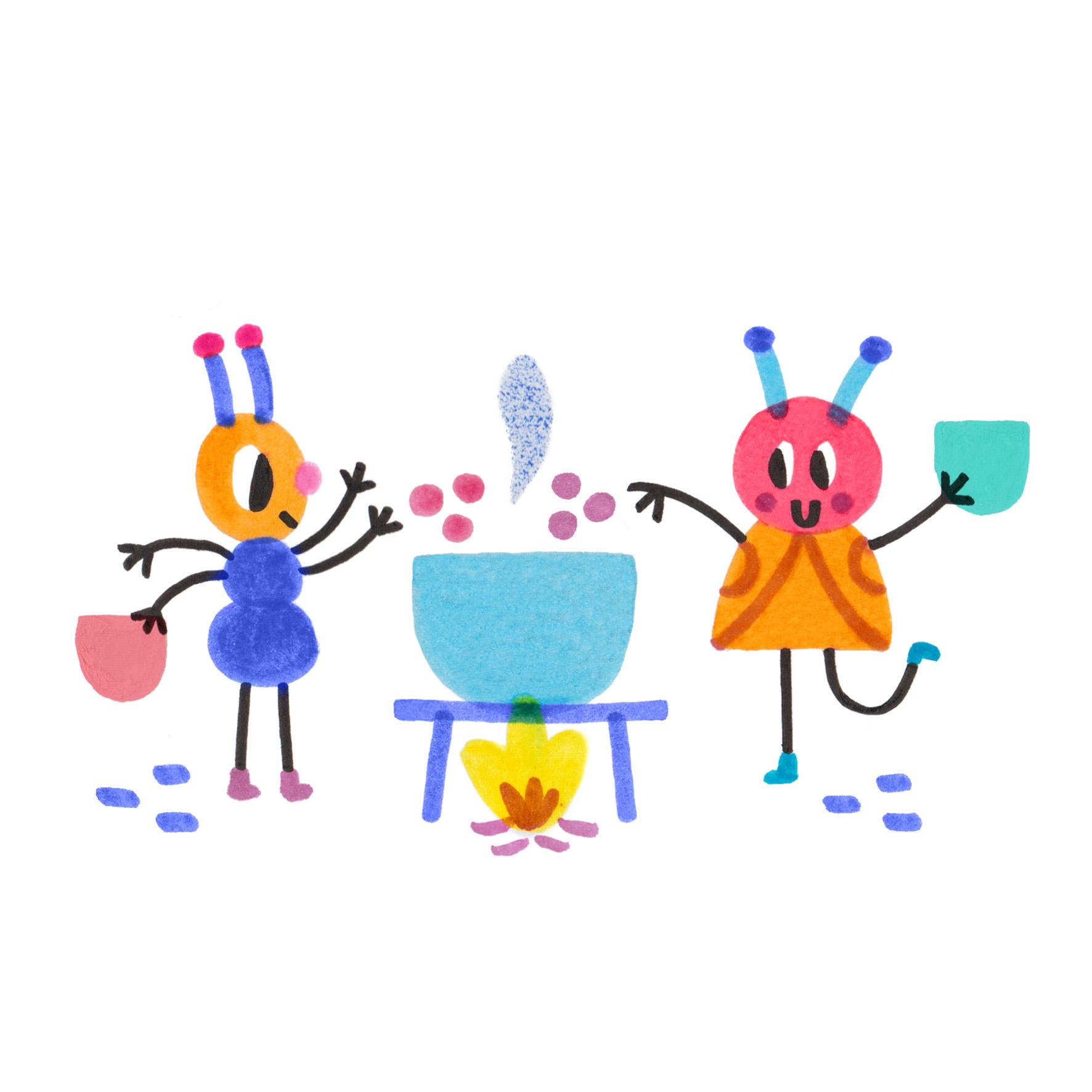 insectes insta