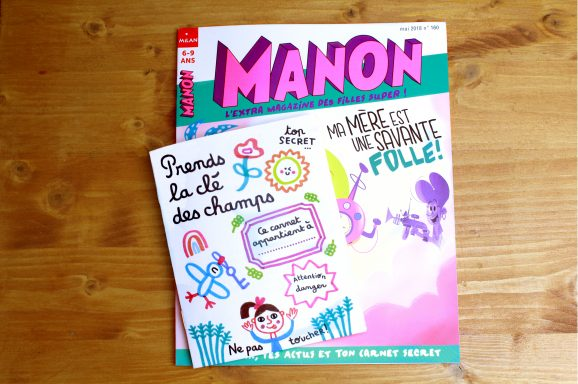 Carnet Secret Manon