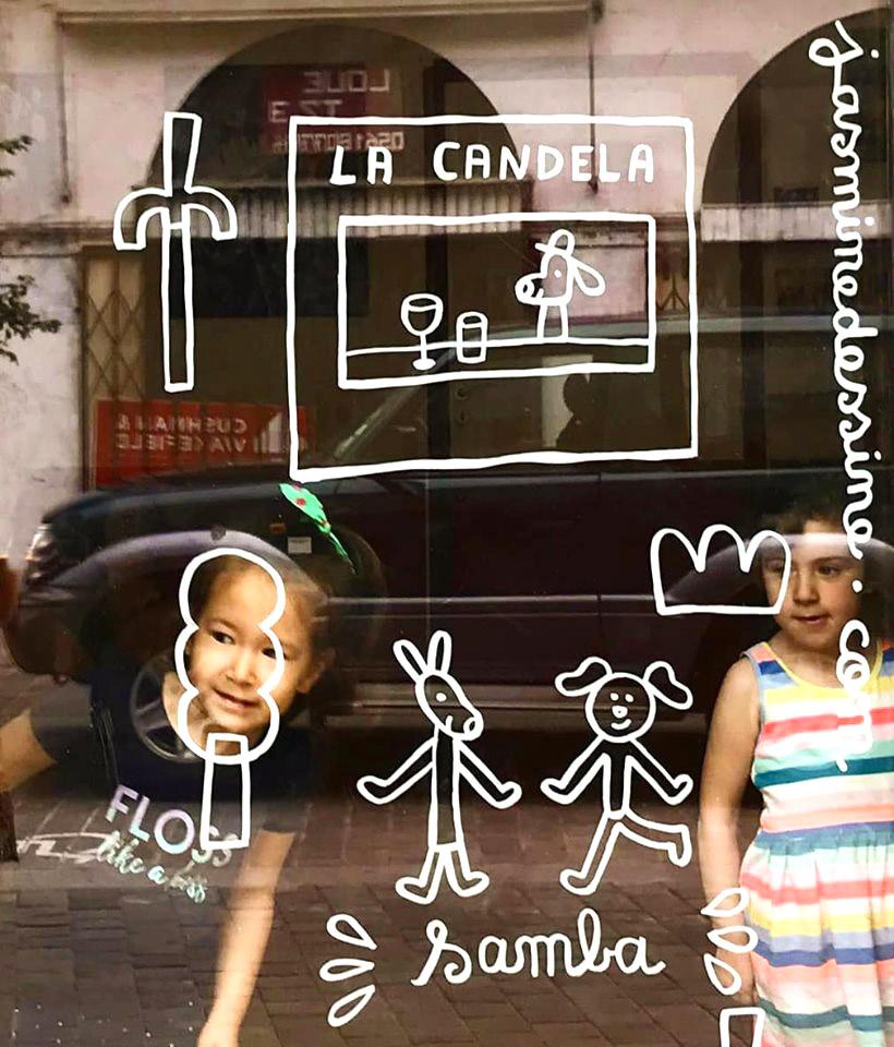Photo kids Candela