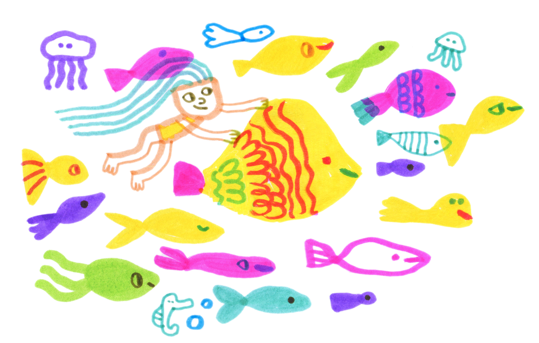 la mer grande image
