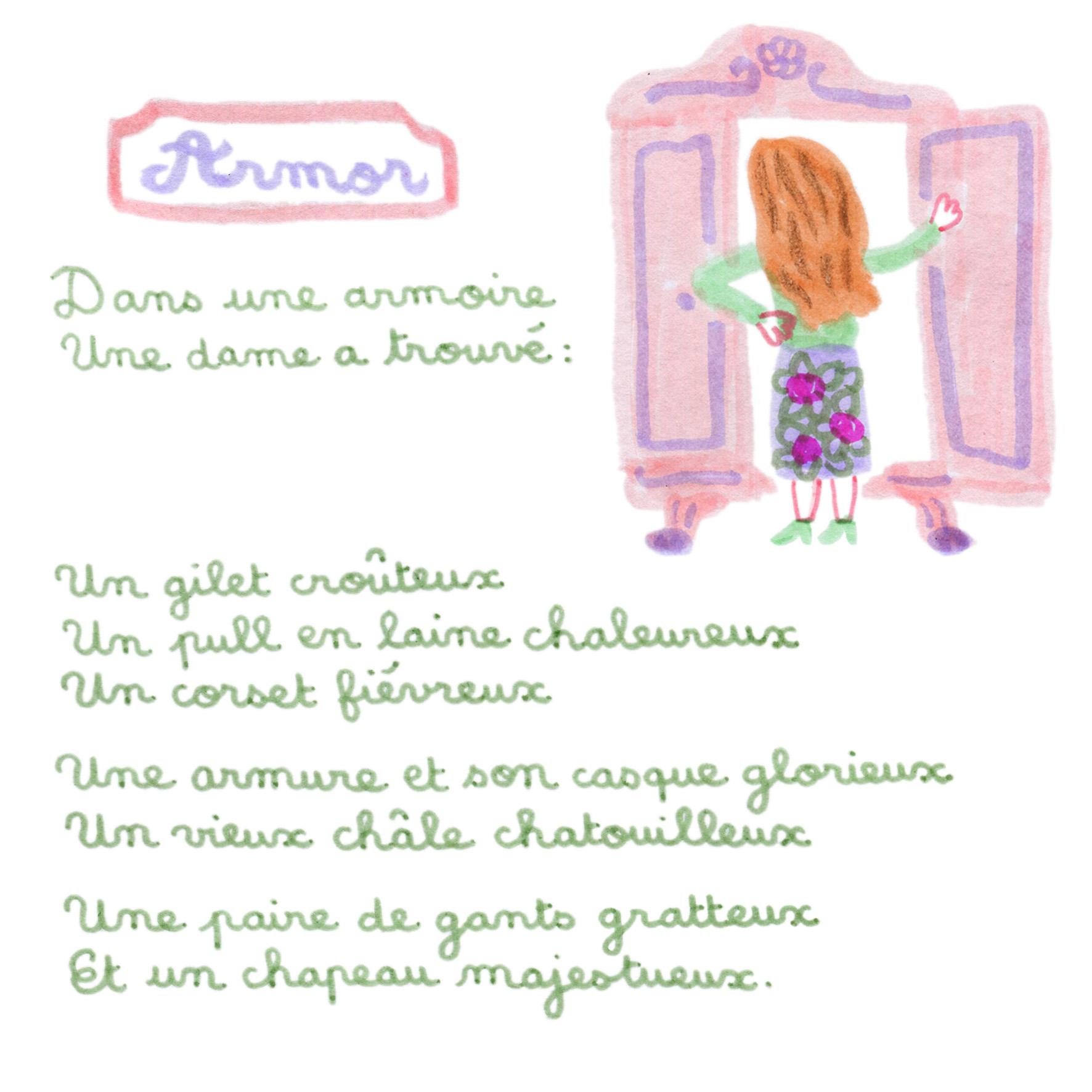 Poème 14