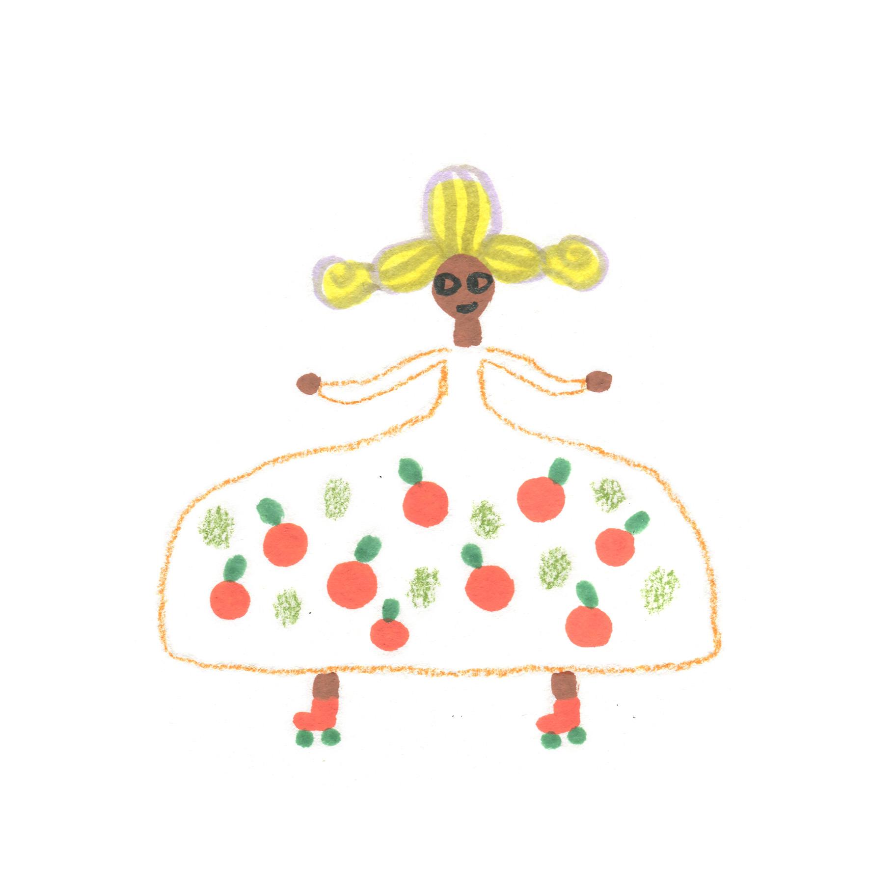 Princesse 4 motif